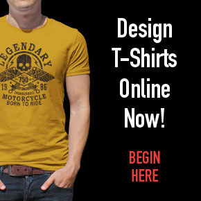 Custom ink t-shirt design in Arizona. Design your own shirt online.